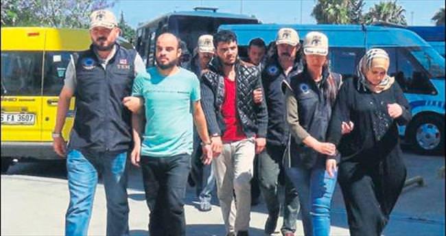 DAEŞ'in eylem timi Antalya'da yakalandı