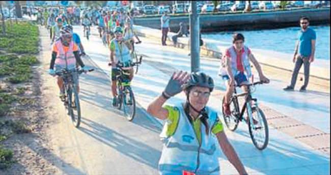 Sosyal Güvenlik ve sağlık için bisiklet