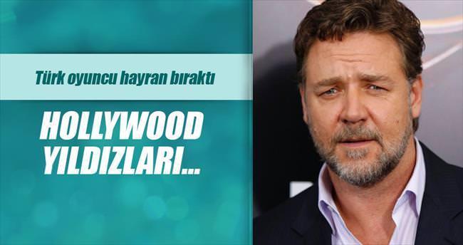 Türk yıldız, 'İyi Adamlar'ı güzelliğiyle etkiledi