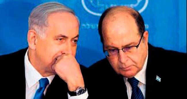 Netanyahu'nun tercihi Yaalon'u istifa ettirdi