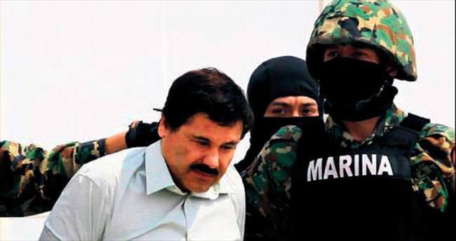 El Chapo'ya ABD yolu göründü