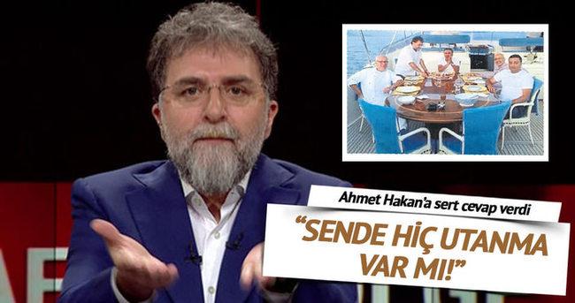 Gülerce, Ahmet Hakan'a cevap verdi!