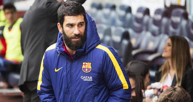 Barcelona'dan şok Arda Turan kararı!