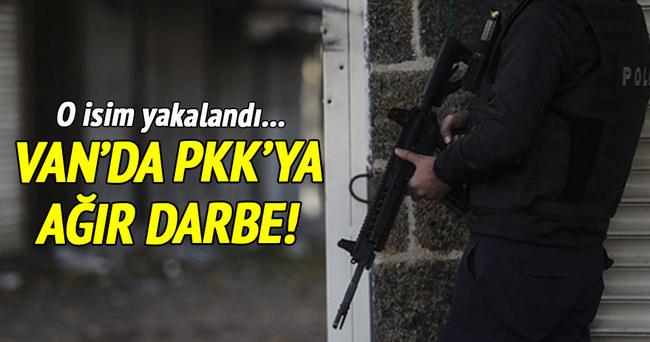 PKK'nın o ismi yakalandı!