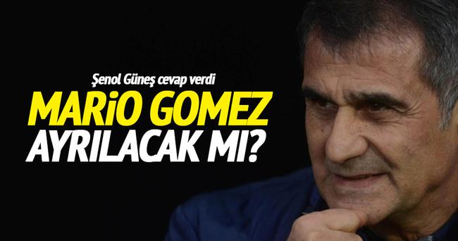 Gomez Beşiktaş'tan ayrılacak mı?