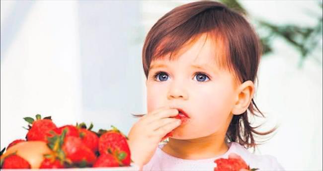Her 13 çocuktan birinde besin alerjisi var
