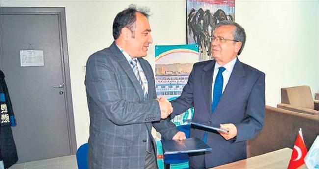 Kardeş ülkelerden işbirliği anlaşması
