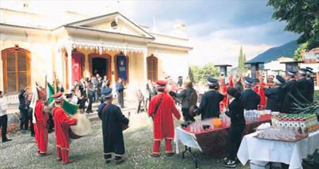 Avcılık kültürü Av Köşkü'nde sergileniyor