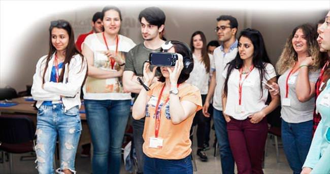 Gençleri VR ile yakalayacak