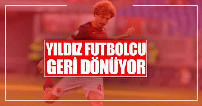 Fenerbahçe'ye dönüyor