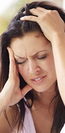 Migrenin yeni düşmanı botoks