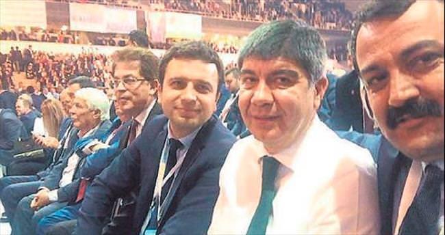 Mustafa Köse AK Parti MKYK'da