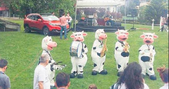 'Karum Çim Alanda' festival coşkusu