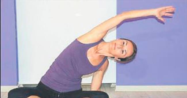 MS'yi yoga kursu ile yenecekler
