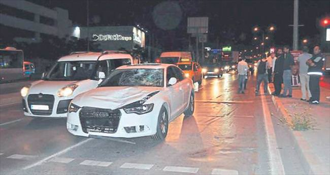 Gaziemir'de otomobilin çarptığı çocuk öldü