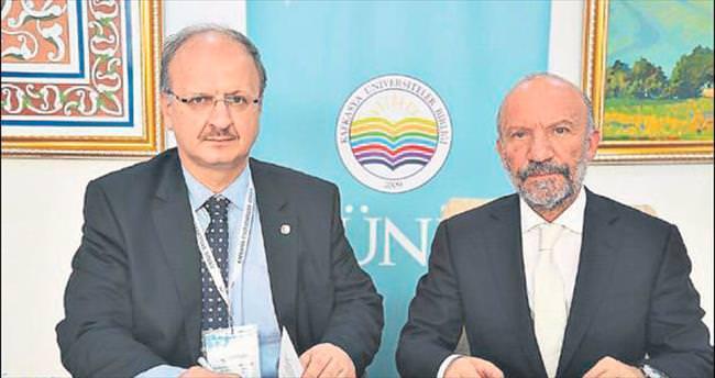 Bişkek'te dev işbirliği protokolü imzalandı