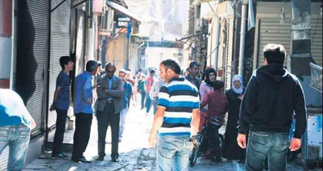 Sur'da 14 sokakta yasak kalktı