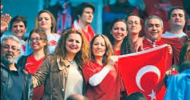 Türkler her yerde