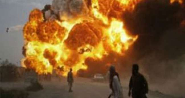 Yemen'de patlama: 45 ölü