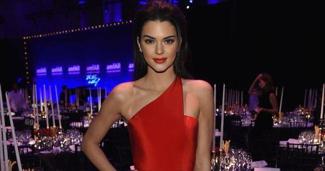 Kendall Jenner kaçırıldı!