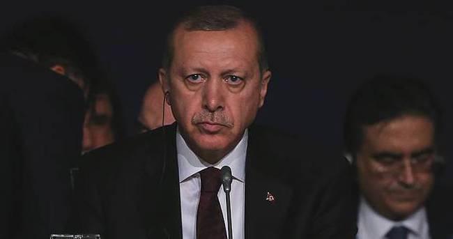 Cumhurbaşkanı Erdoğan: İnsani Araştırma Merkezi'ni açtık