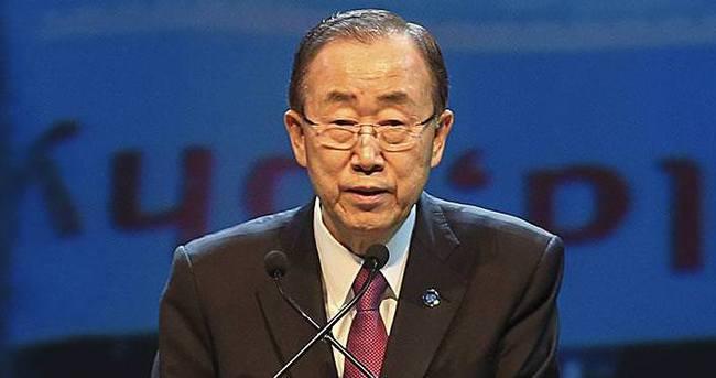 BM Genel Sekreteri Ban: Bir an önce harekete geçmeliyiz