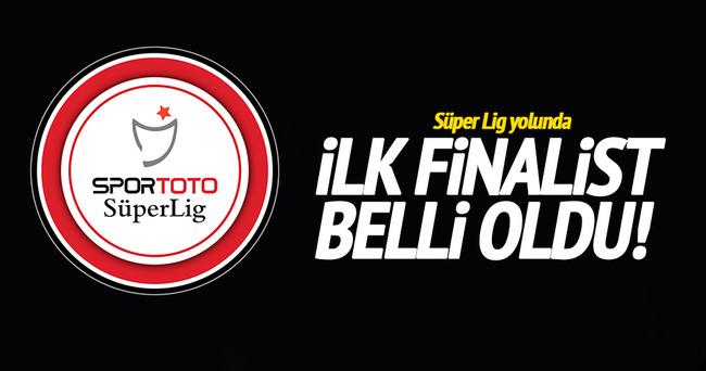 PTT 1. Lig Play-off'ta ilk finalist Alanya