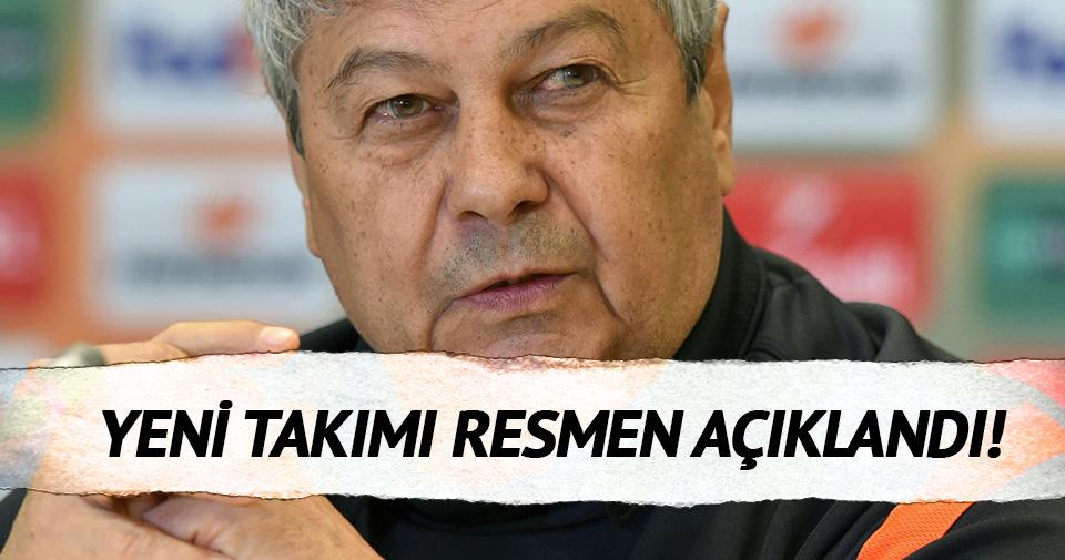 LUCESCU RESMEN ZENİT'TE!