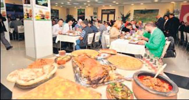 ANFA'da Karabük lezzetleri tanıtıldı