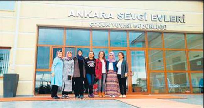 KYK'lı gençlerden gönüllü etüt hizmeti