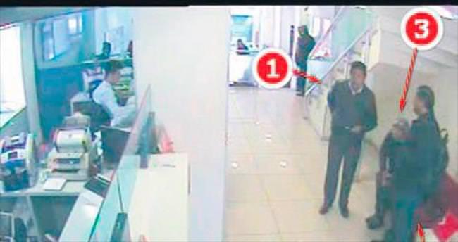 Perulu hırsız çetesi bankalara dadandı