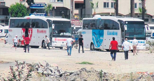 Meşti'de kavga çıktı: 10 kişi gözaltında