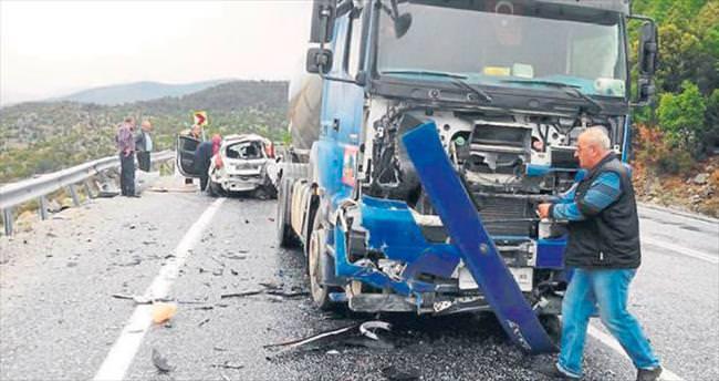 5 ayrı kaza 14 yaralı