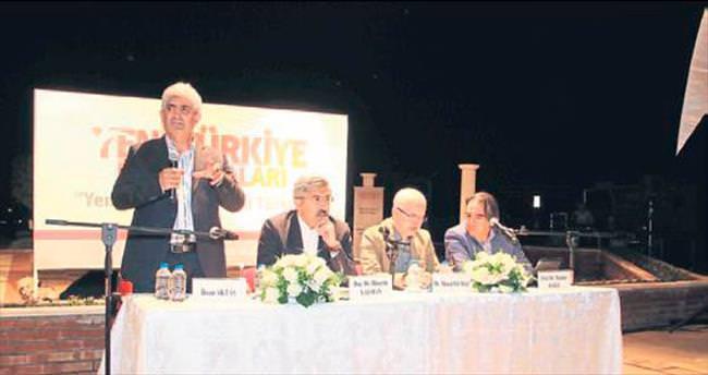 Yeni Türkiye için yeni konferanslar