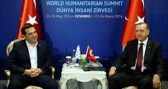 'Türkiye ile işbirliğini devam ettireceğiz'