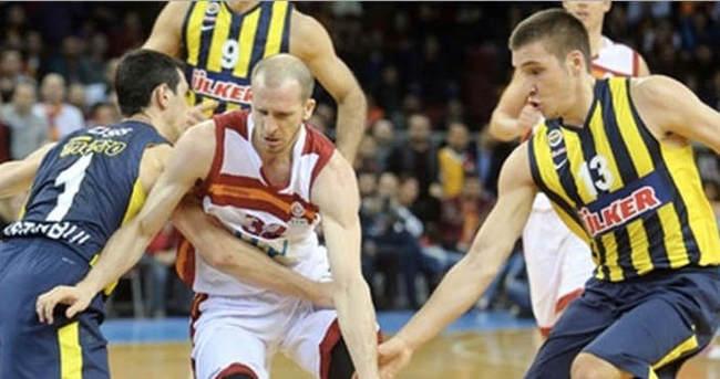 Basketbolda derbi heyecanı! Fenerbahçe-Galatasaray...