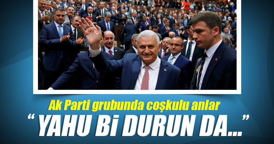 Başbakan Binali Yıldırım: Kimse Türkiye ile bilek güreşine kalkışmasın