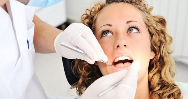 Kanserli hastalarda diş tedavisi