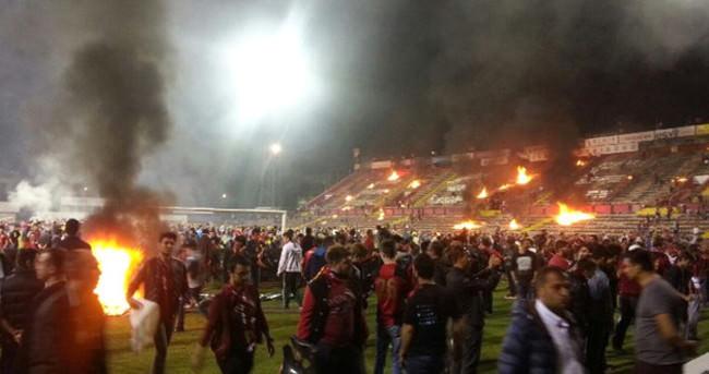Eskişehirspor'a saha kapatma cezası