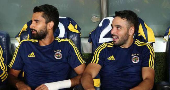 UEFA'dan Alper Potuk ve Volkan Şen'e şok ceza..