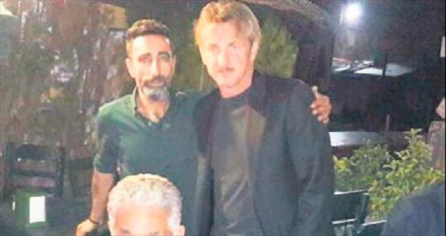 Sean Penn'in tek başına İstanbul turu