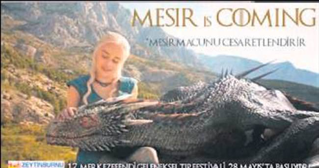 'Game Of Thrones' capsler'i olay oldu
