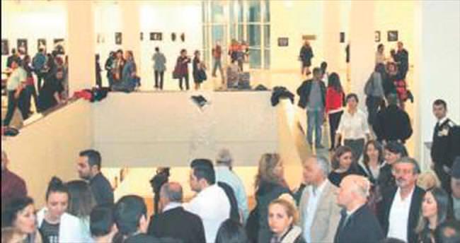 Atölye Sergisi'nde bu yıl 500 eser yer alıyor