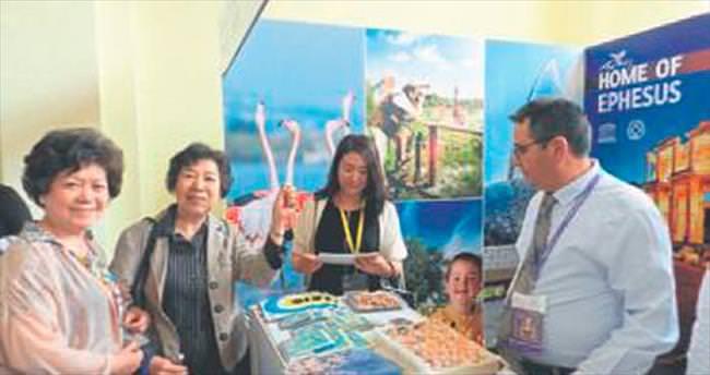 Çinlilerin ilgisi İzmir'e çekildi