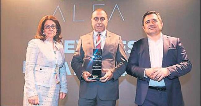 SunExpress A.L.F.A ödülü aldı