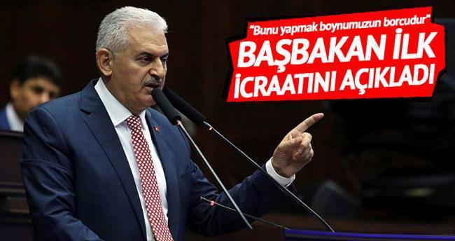 'İlk işimiz başkanlık sistemi ve anayasa'