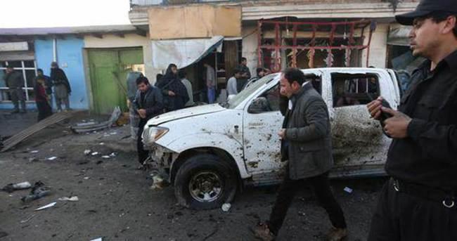 Kabil'de intihar saldırısı: 10 ölü 4 yaralı