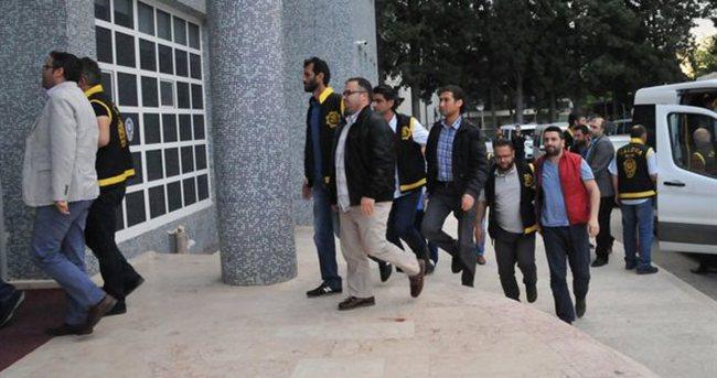 FETÖ'de 27 kişi adliyeye sevk edildi