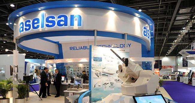ASELSAN 64,9 milyon liralık sözleşme imzaladı
