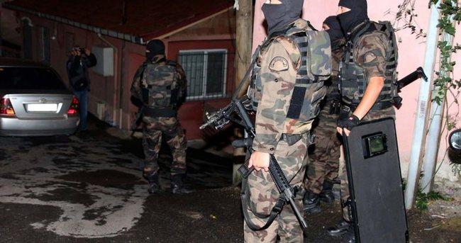 Adana'da terör operasyonu 11 gözaltı